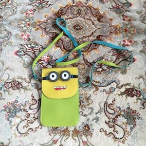 Other - Kids travel pass/ ID holder (Minions)